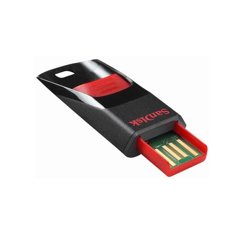 Flash Drive Cruzer Edge 8Go Rouge