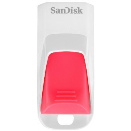 Clé USB Cruzer Edge 8Go Rouge