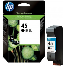 Cartouche HP Noir 51645A Adaptable