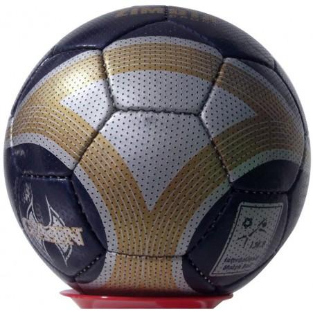 Ballon de Foot Zimota Gain C / Bleu & Doré