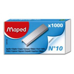 Agrafes Maped N°10