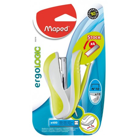 Mini Agrafeuse Maped Ercologic N°10