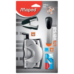 Kit Agrafage 4 pièces Maped Office Set en Blister