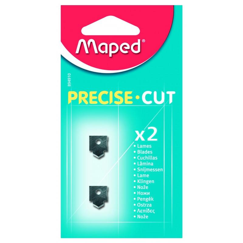 Lames Massicot Maped Precise Cut A4