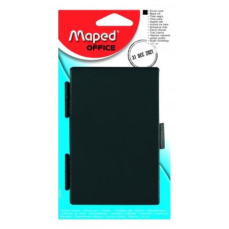 Boîte à Tampon encreur Maped / Noir
