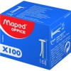 100x Attaches Parisiennes Maped 16 mm