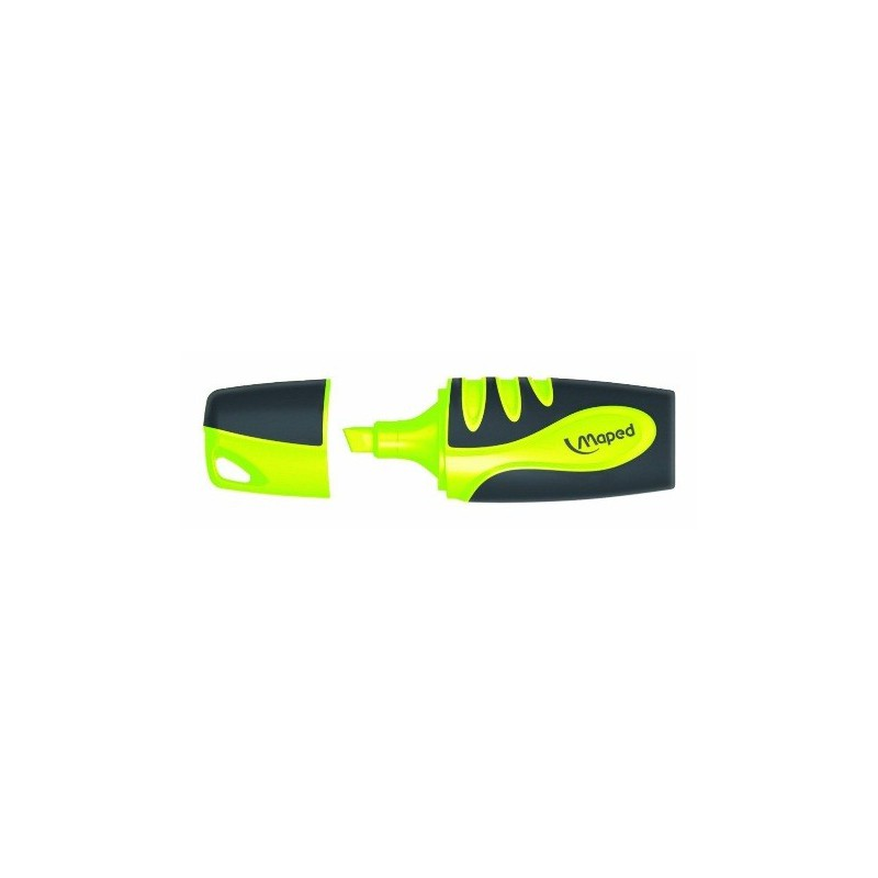 Surligneur Maped Fluo Peps Mini / Jaune