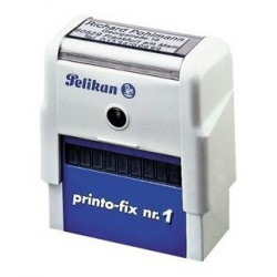 Cachet automatique Pelikan Printo-Fix