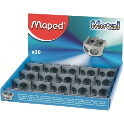 Taille-crayons Maped métal 2 trous