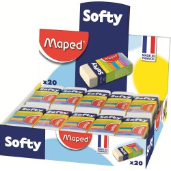 Gomme Maped Technic Softy