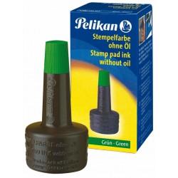 Encre à tampon encreur Pelikan 28 ml Vert