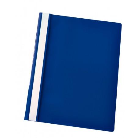Chemise à lamelle Polypropylène Esselte / Bleu foncé