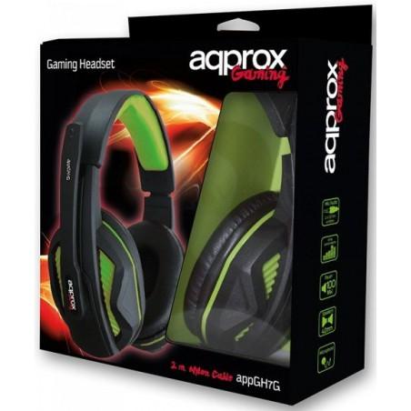 Casque Aqprox Gaming APPGH5
