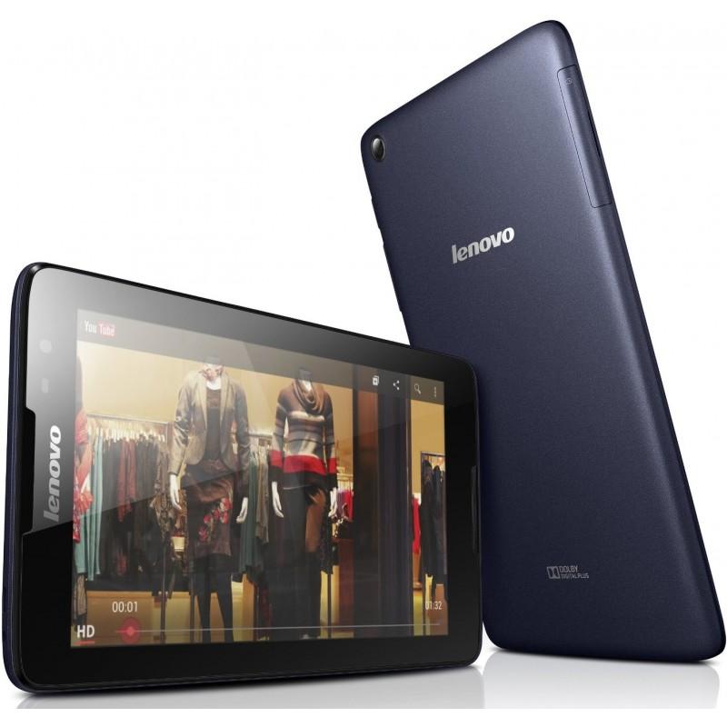 """Tablette Lenovo A8-50L / 8"""" / Quad Core / Double SIM / 4G (4GLTE)"""