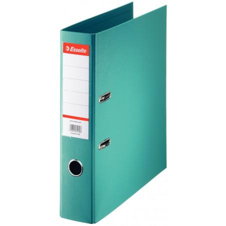 Classeur à levier Esselte A4 Standard 75 mm / Turquoise