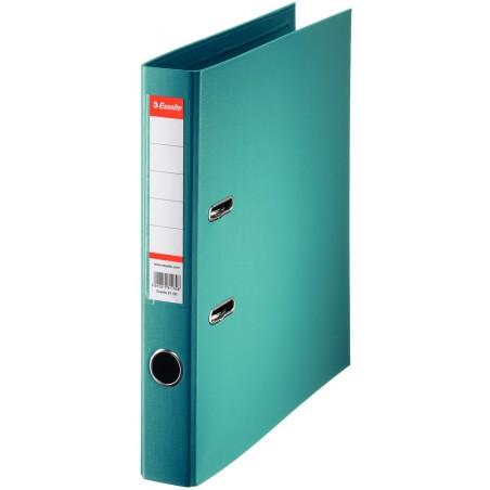 Classeur à levier Esselte A4 Standard 50 mm / Turquoise
