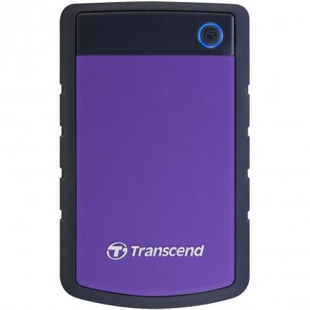Disque Dur Externe 2.5'' AntiChocTranscend StoreJet 25H3 / 2 To / USB 3.0