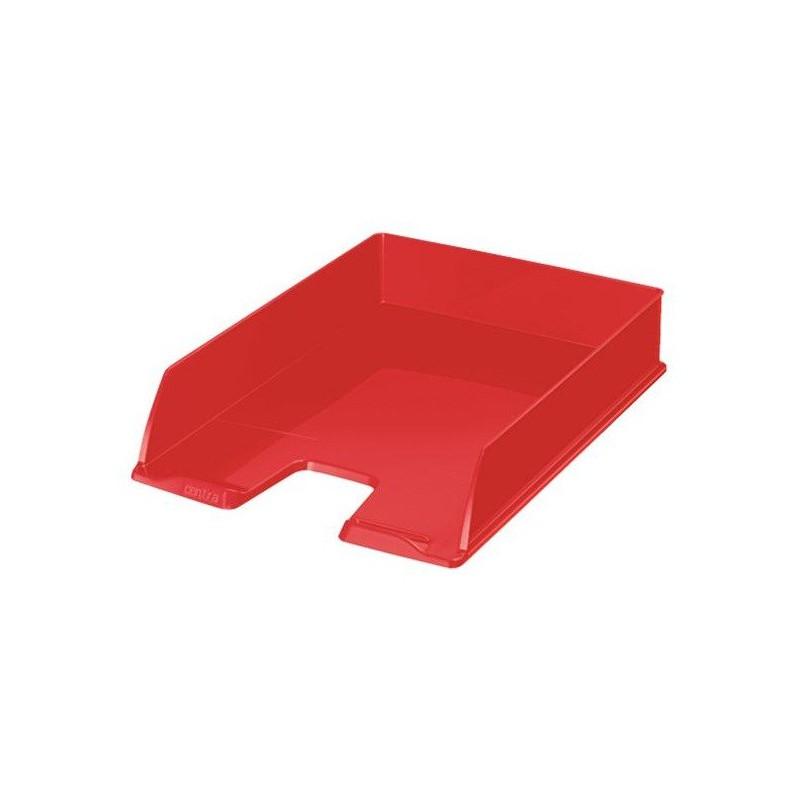 Bac à courrier Esselte Rouge