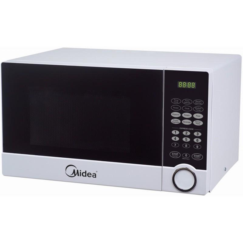 Micro Ondes Midea 23L / Blanc / EM823AEL