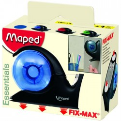 Dévidoir Maped Fix Max Essentials Green + Ruban Adhésif