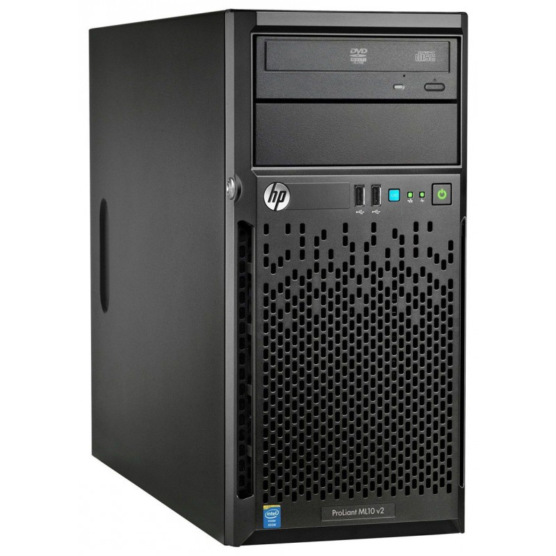 Serveur HP ProLiant ML10 v2 / Xéon E3-1220v3 / 4 To