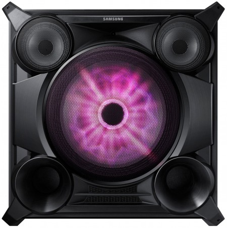 Mini Chaîne Giga Sound 2300W / CD MP3 Bluetooth USB