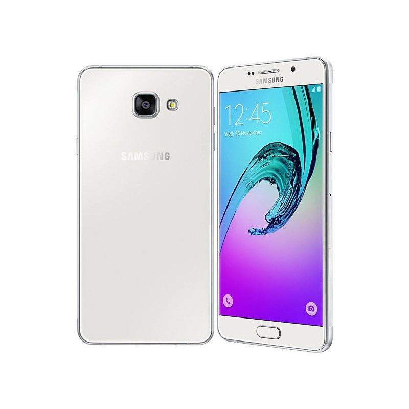 Téléphone Portable Samsung Galaxy A7 / 4G / Blanc