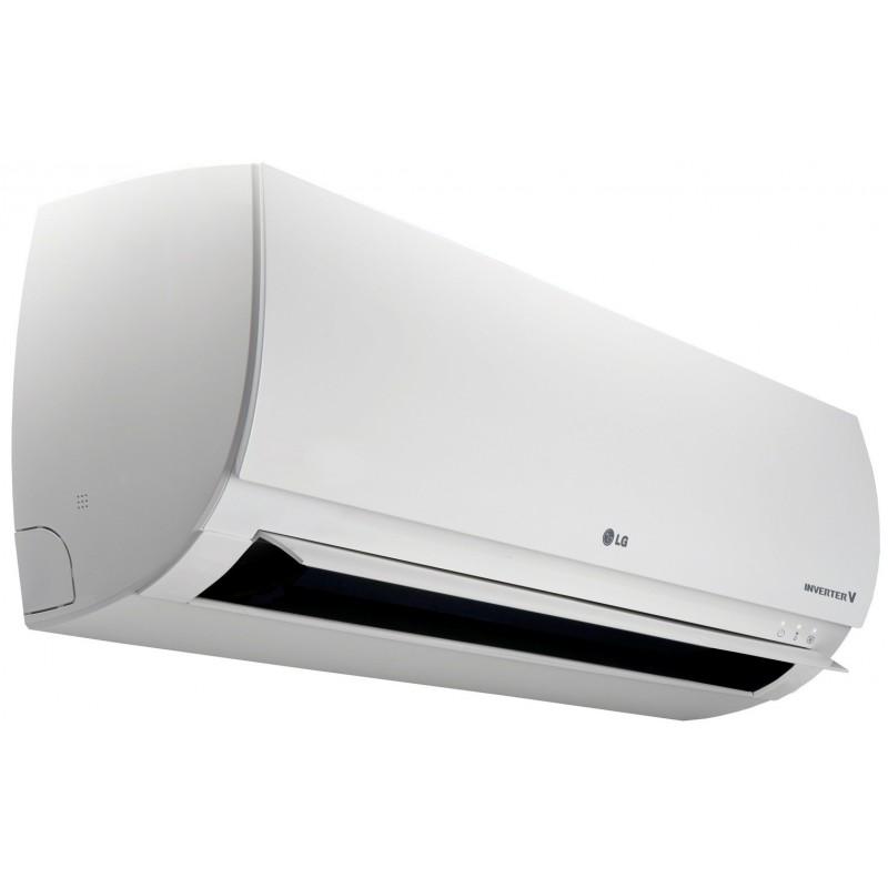 climatiseur lg 24000 btu inverter chaud froid. Black Bedroom Furniture Sets. Home Design Ideas