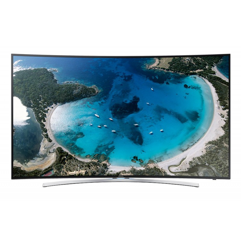 "Téléviseur Samsung 65"" Full HD Curved Smart TV H8000 Series 8"