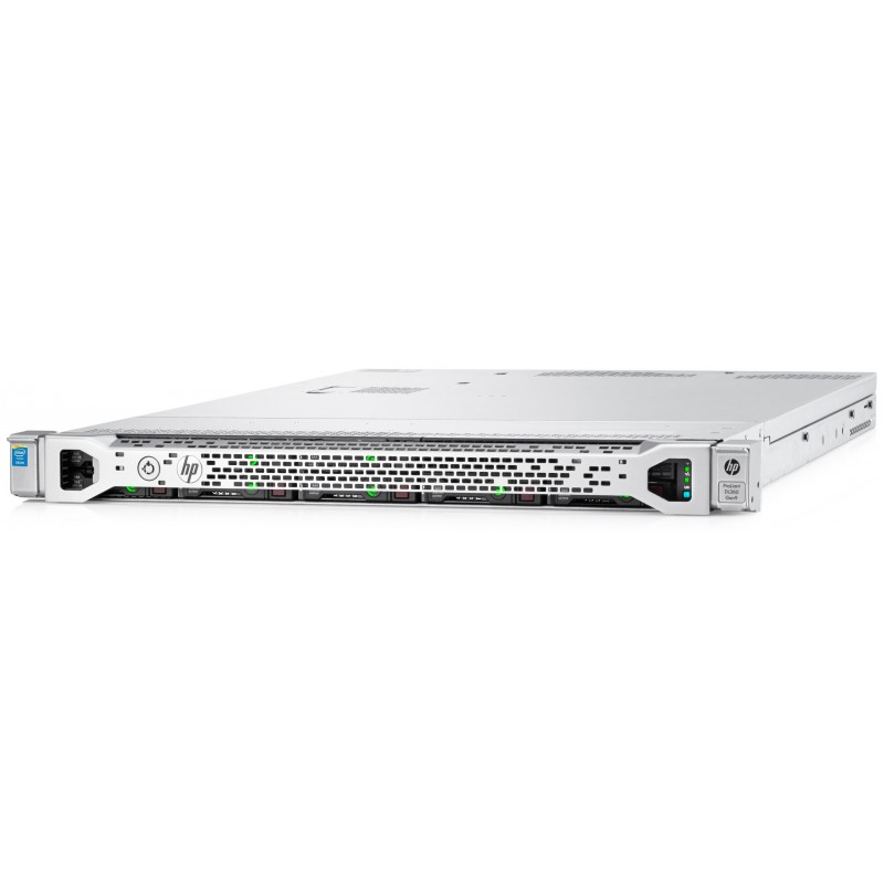 Serveur HP ProLiant DL360 Gen9 Rack 1U / 2x 300Go
