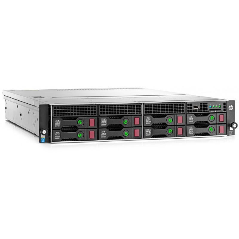 Serveur HP ProLiant DL80 Gen9 Rack 2U