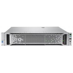Serveur HP ProLiant DL80 Gen9 Rack 2U E5-2620v3 / 32Go