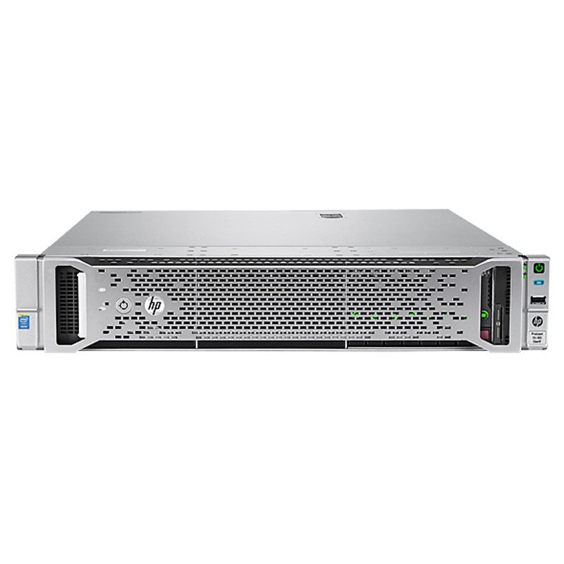 Serveur HP ProLiant DL80 Gen9 Rack 2U E5-2620v3 / 32Go