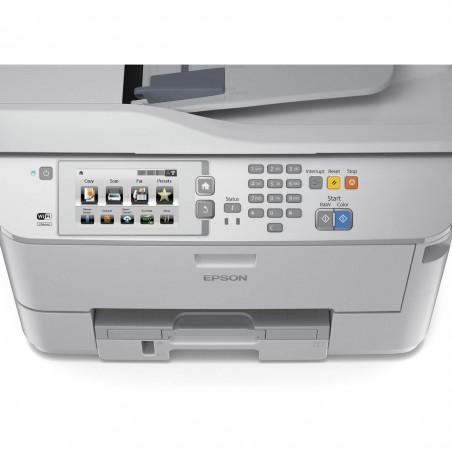 Imprimante Multifonction jet d'encre 4-en-1 Epson WorkForce Pro WF-5690DWF