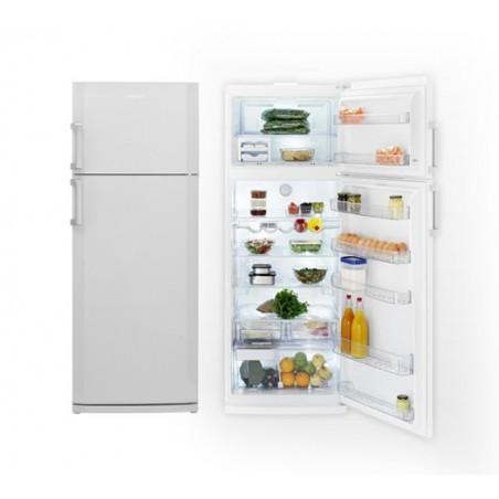 Réfrigérateur BEKO DN 155100 / 500L / Silver