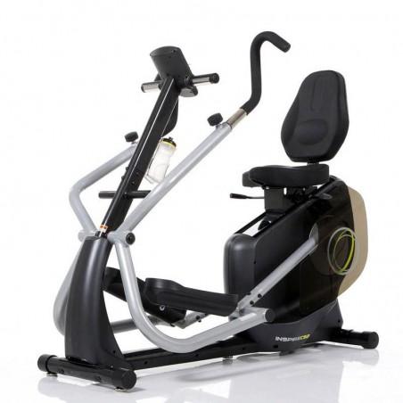 Vélo Elliptique Semi-Allongé Cardio Strider Finnlo Maximum
