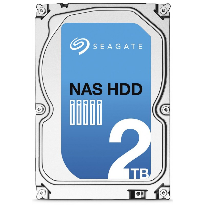 "Disque Dur Interne 3.5"" NAS 2 To"