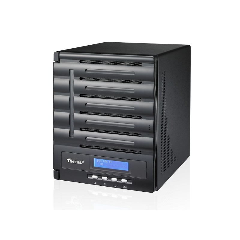 Serveur NAS 5 Baies Thecus N5550 / 20To