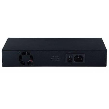 Switch Intellinet PoE+ Web-Smart 8 ports