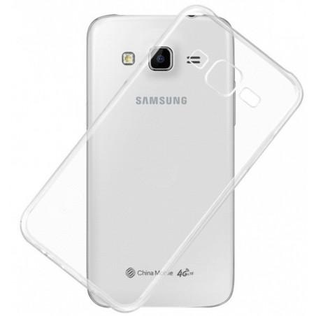Coque en Silicone Pour Samsung Galaxy S6 Edge