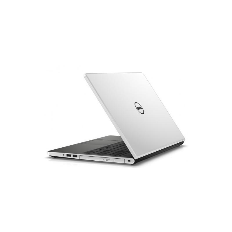 Pc Portable Dell Inspiron 5559 / i5 6è Gén / 4 Go / Blanc / Windows 10