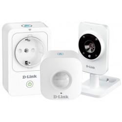 Kit de démarrage avec caméra réseau D-Link DCH-100KT