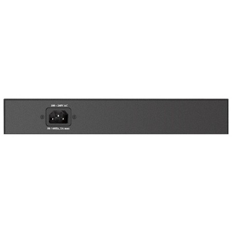 Switch D-Link Gigabit 8 ports 10/100/1000 Mbps PoE