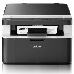 Imprimante Multifonction Laser monochrome 3en1 Brother DCP-1512A