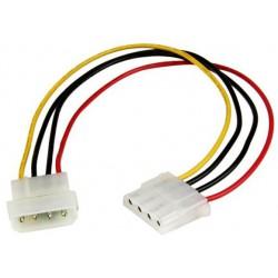 Câble d'Extension Alimentation Molex Mâle / Femelle