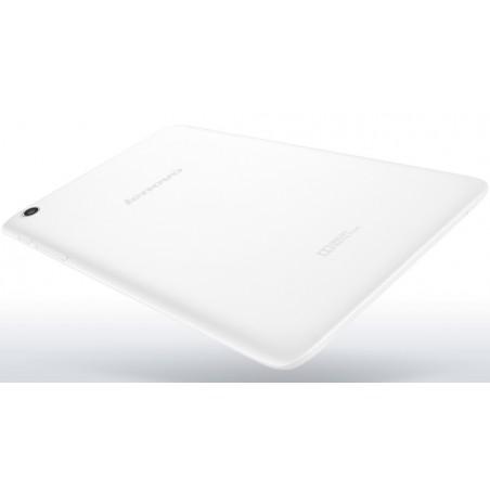 "Tablette Lenovo A8-50L / 8"" / Quad Core / 4G (4GLTE) / Blanc"