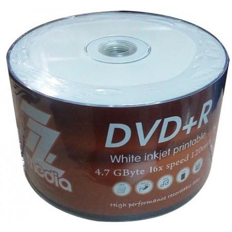 Bobine 50x DVD+R 16x 4.7GB Imprimable