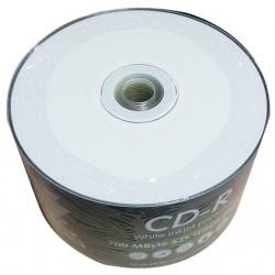 Bobine 50x CD-R 700MB 52x Imprimable