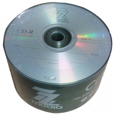 Bobine 50x CD-R 700MB 52x