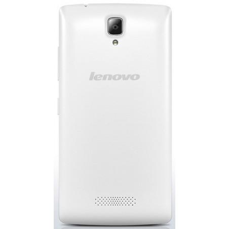 Téléphone Portable Lenovo A2010 / Double SIM / Blanc + Gratuités Ooredoo